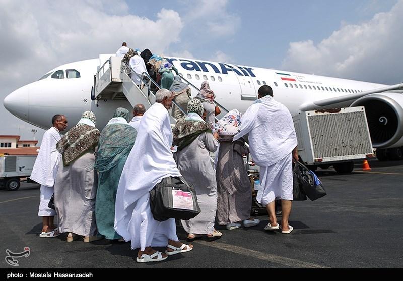 75 ہزار ایرانی حجاج سرزمین وحی پہنچ گئے
