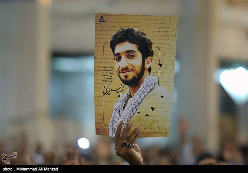 بیانیه در پی بازگشت پیکر پاک شهید محسن حججی