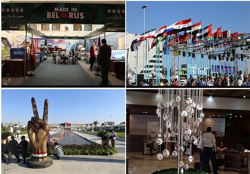 Syria Trade Fair Reopens after 5-Year Hiatus (+Photos)