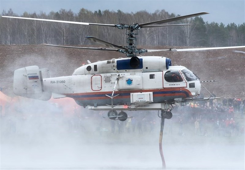Russia to Deliver Ka-32 Multirole Helicopters to Thailand, Turkey for First Time