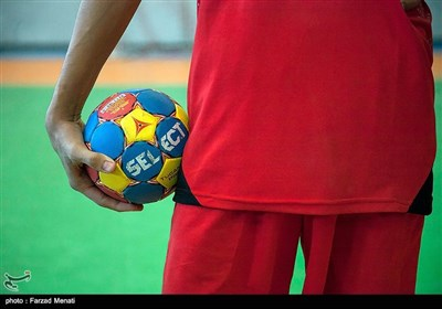 اردوی تیم ملی هندبال نوجوانان در کرمانشاه