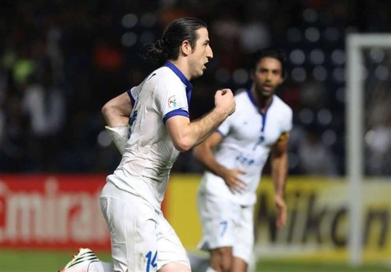 Iran's Teymourian Scores Memorable Goal against Buriram: AFC