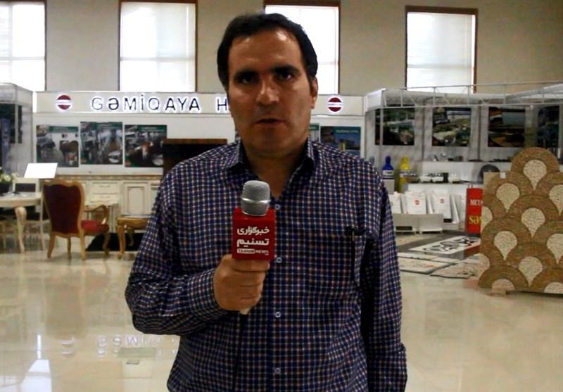 العراق وجهة 65 بالمئة من صادرات محافظة آذربایجانالغربیة