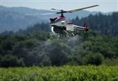 فیلم/ هلیکوپترهای کشاورز