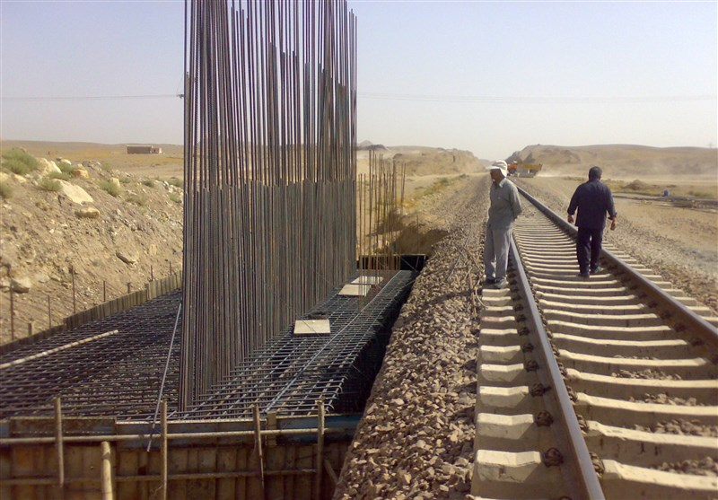 Iran Resolved to Establish Railroad Link with Iraq: Official