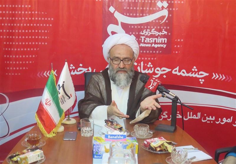 آیت الله حیدری در تسنیم خوزستان