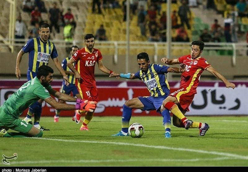 فخرالدینی هم در باشگاه استقلال حضور یافت