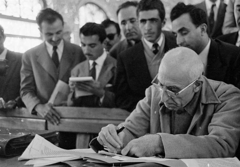 The 1953 Iranian coup d'état