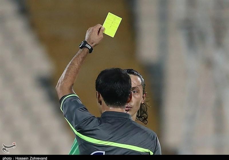 اعلام داوران هفته هشتم لیگ برتر فوتبال