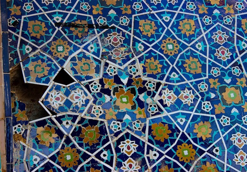 Iran Tilework, The Most Beautiful Tilework in The World