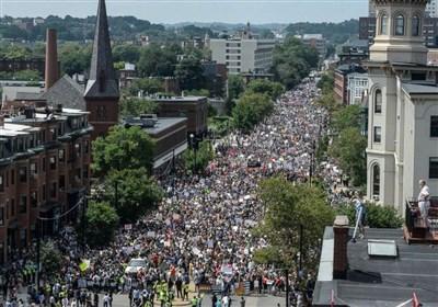 راهپیمایی بوستون