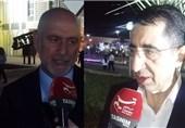 ویدئو/ مسیحیان لبنان در کنار سوریهاند/ توصیه وزرای لبنانی به مخالفان داخلی مقاومت