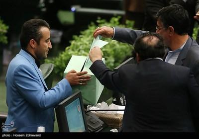 پنجمین روز جلسه رای اعتماد به وزرای پیشنهادی دولت دوازدهم