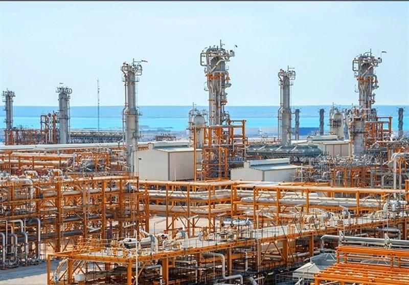 11 درصد گاز مصرفی کشور از پالایشگاه فاز 12 پارس جنوبی تامین میشود