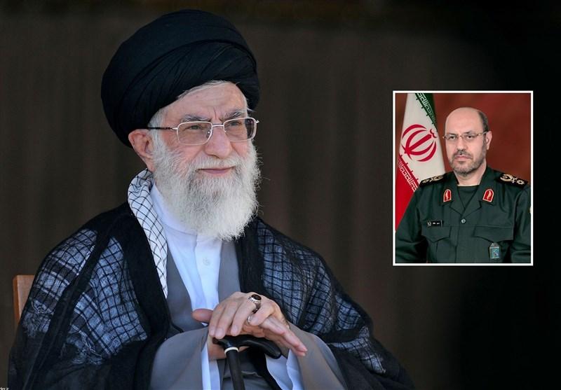 امام خامنہ ای نے جنرل دہقان کو دفاعی امور میں اپنا مشیر مقرر کردیا