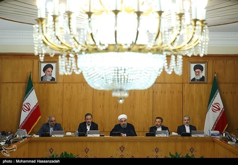 نخستین جلسه هیئت دولت دوازدهم