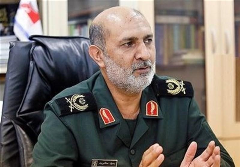 قائد فی الحرس الثوری: انهیار داعش بات قریبا