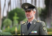 Iranian Defense Minister in Russia for Official Visit