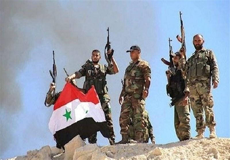 الجیش السوری یحرر بلدة حمیمة ویواصل تقدمه باتجاه مواقع داعش فی سوریا