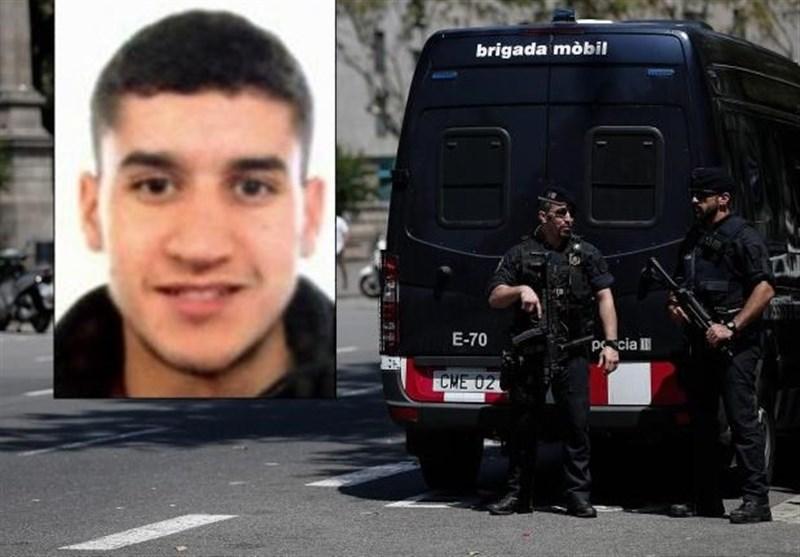 یونس ابویعقوب عامل حمله بارسلونا