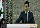 چرخش سیاستهای الجزیره در قبال سوریه/ پخش مستقیم سخنرانی بشار اسد