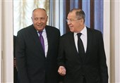 تماس تلفنی وزیران خارجه روسیه و مصر درباره لیبی و فلسطین