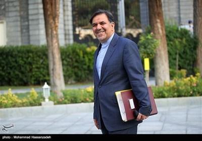 ایران کی نئی کابینہ کا پہلا اجلاس