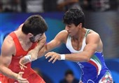 Iran Adds two Bronze Medals to Tally at World Wrestling Championships
