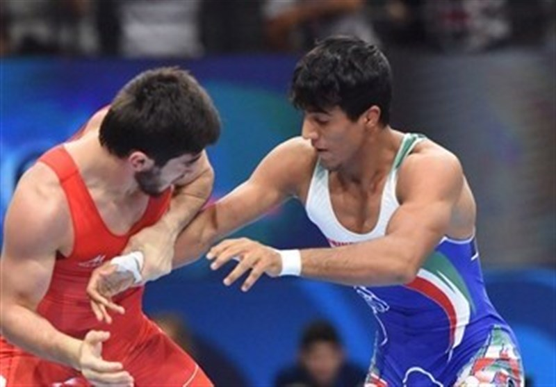 Iranian Greco-Roman Wrestlers Win Three Bronze Medals at World C'ships