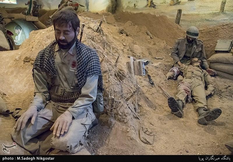 آخرین جزئیات از وضعیت ساخت باغ موزه دفاع مقدس استان مرکزی