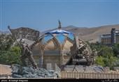 """بخش """"جنگ نابرابر"""" باغ موزه دفاع مقدس همدان بازسازی میشود"""