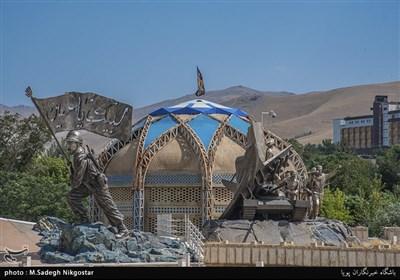 باغ موزه دفاع مقدس همدان