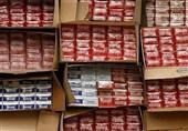 محموله 2 میلیاردی سیگار قاچاق در بناب کشف شد