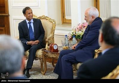 لقاءات الیوم لوزیر الخارجیة جواد ظریف