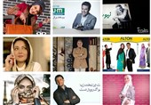 بازیگران ایرانی در بیلبوردهای تبلیغاتی / از جنجال نیکی کریمی تا خمیر دندان کریم باقری!