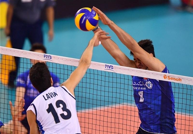 Iran U-19 Volleyball Team Defeats Brazil in Friendly