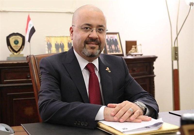 حیدر هادی سفیر عراق در روسیه