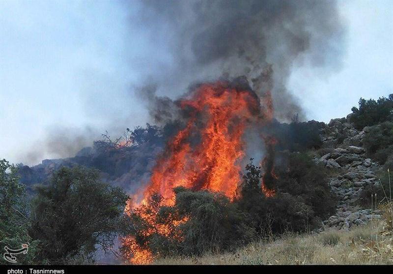 توسکستان همچنان در آتش