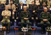 مراسم معارفه وزیر جدید دفاع برگزار شد + عکس