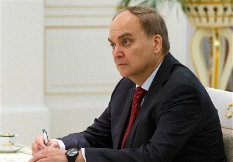 Risultati immagini per سفیر روسیه در ایالات متحده