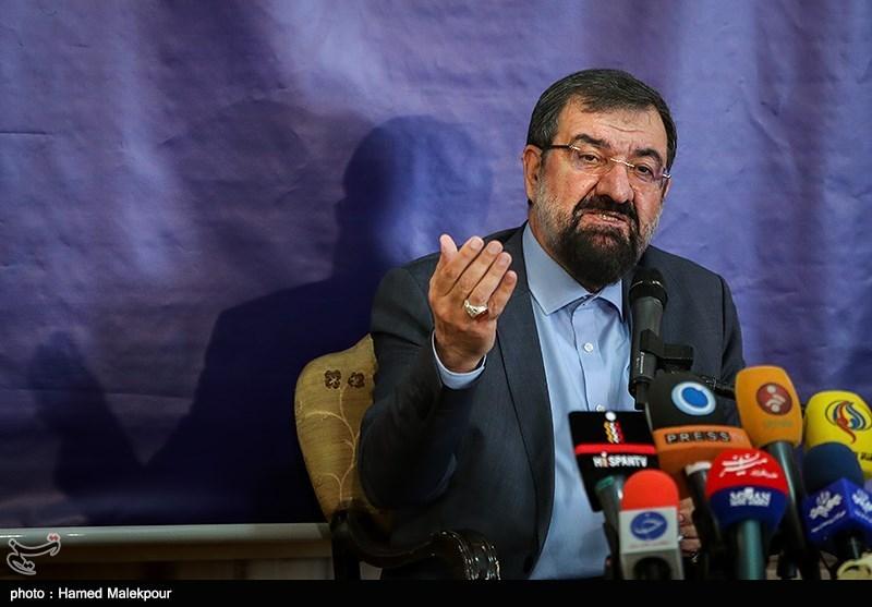 """واکنش رضایی به اظهارات روحانی درباره مجمع تشخیص؛""""حرف قانونی نیست"""""""
