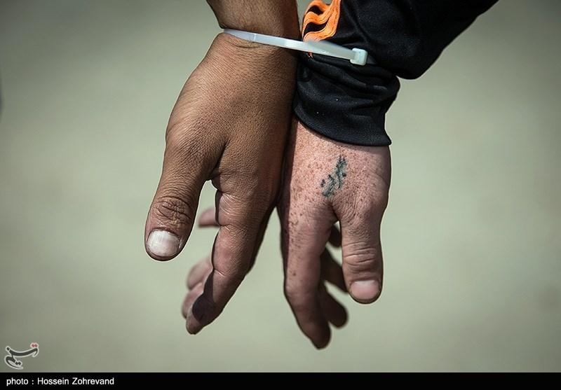 طرح جمعآوری معتادان خیابانی و خردهفروشان مواد مخدر دره فرحزاد