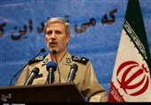 Enemy Bent on Undermining Iran's Defense Power: Minister