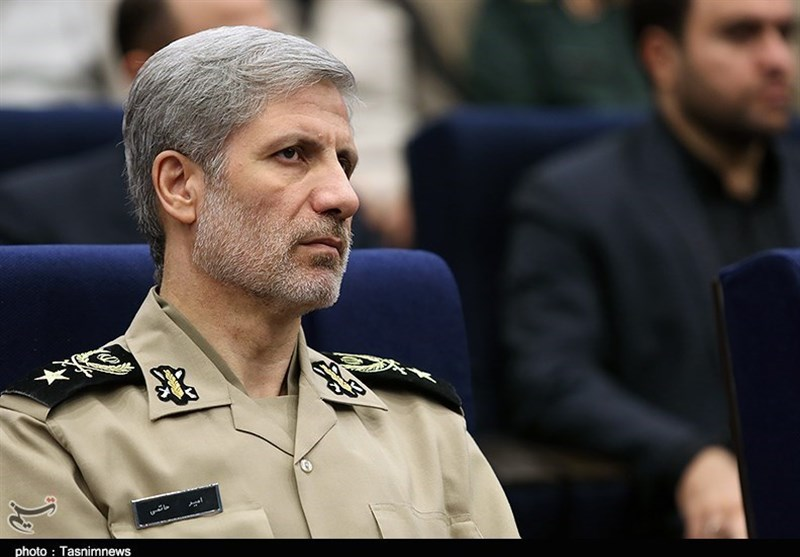 IRGC at Forefront of Anti-Terror Fight: Iran's Defense Minister