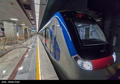خط هفت مترو تا خرداد 97 افتتاح می شود