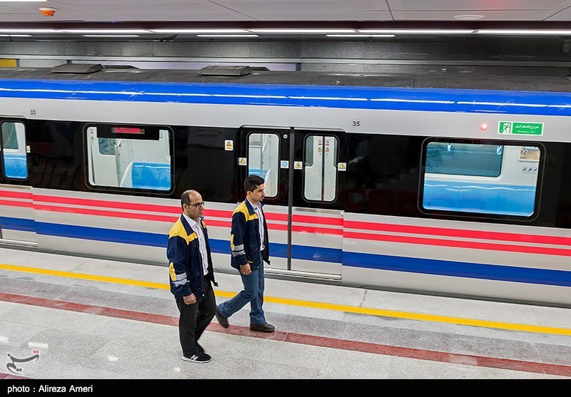 افتتاح فاز دوم خط یک مترو شیراز با حضور وزیر کشور