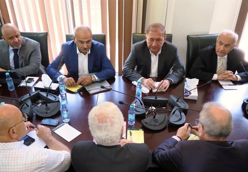 Members of Syrian Opposition Meet Russian, Egyptian Representatives in Riyadh