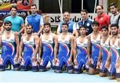 Iran Greco-Roman Team Vice-Champion at World Wrestling Championships