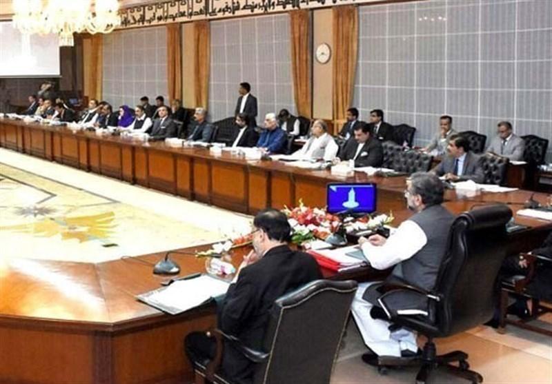 پاکستانی کابینہ