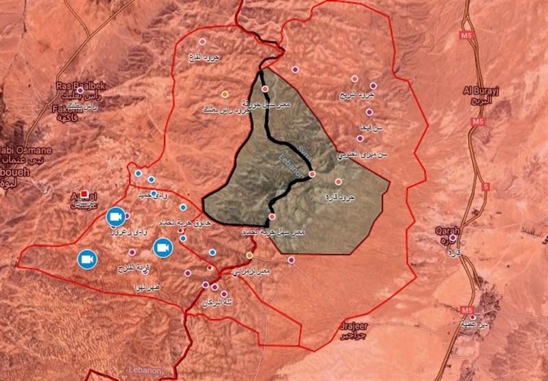ارتفاعات لبنان از لوث داعش آزاد شد